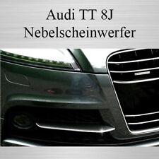 Audi TT 8J - 3M Chrom Leisten Zierleisten Chromleisten Nebelscheinwerfer