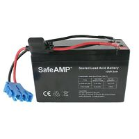 SafeAMP® Replacement Battery for Peg-Perego®  12-Volt Battery