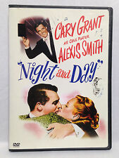 Night and Day (Classic Cole Porter Biopic on DVD, 1946) Cary Grant, Alexis Smith