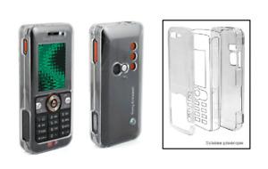 Coque Cristal Transparente (Protection Rigide) Sony Ericsson V630 / V630i / K618