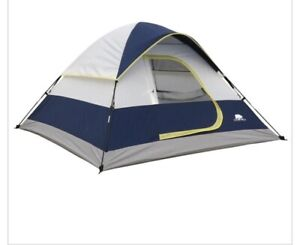 Wildwood 3-person Dome Tent 7x7