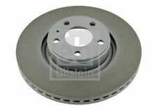 2x Brake Disc 4F0615301D For AUDI A6 C6 Allroad 4FH 2.7 TDI quattro,Avant 4F5 2.