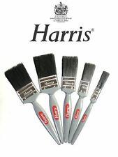 Harris Paint Brush Set 5 Piece Gloss Decorating Paint Brushes Painting Pack