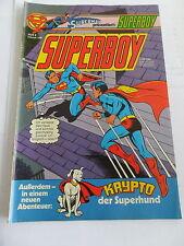 1x Comic - Superboy Heft Nr. 2 (1981)