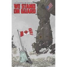 We Stand on Guard #1 Brian K Vaughan (Saga) Steve Skroce Image 1st Print NM