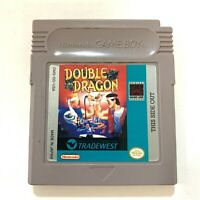 Double Dragon Original Gameboy Nintendo Game - Tested - Working - Authentic!