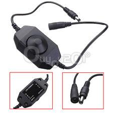 12V 5A Regulable Adjusting Dimmer Control Single Color 3528 5050 LED Luz Tira