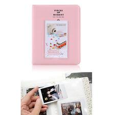 Mini 64 Photo Album Pictures Storage Case ES For Fujifilm Instax Mini 8 Polaroid