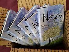 5 BOOKS - NOTES FROM THE MANAGERS SCRATCH PAD 9781438941097 BRUCE CLOUD