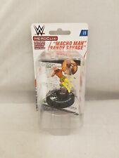 WWE HeroClix Game Piece Series 1 Wrestling Figure Macho Man Randy Savage new