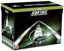 Star Trek The Next Generation Season 1-7 Complete Series Blu-ray Boxset New