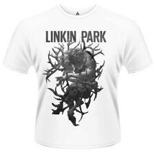 Camisetas de hombre de manga corta en blanco