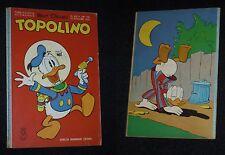 ***TOPOLINO N. 408*** 22 SETTEMBRE 1963 - CON BOLLINO