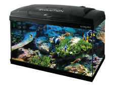 ACQUARIO COMPLETO 40x25x34h cm - 21lt - HAQUOSS EVOLUTION 40 LED STARTER