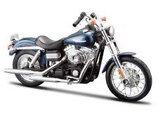 Harley Davidson Modell, 2006 FXDBI Dyna Street Bob, Maisto Motorrad 1:12