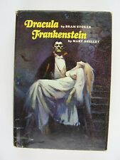 Dracula and Frankenstein (Two Classic Novels in One Book) Hardcover
