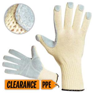 Ansell Kevlar Safe-knit Safety Gloves - FREE POSTAGE