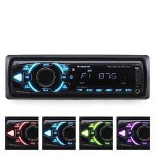 Nuovo Modello Auna Autoradio Stereo Mp3 Sd Usb Bluetooth Smartphone Ipod
