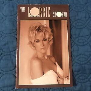 Lorrie Morgan Fan Club Membership Storrie Newsletter Vol 7 No 3 Vintage Jul 2000