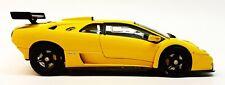 AutoArt Lamborghini Diablo GTR yellow 1:18 RARE