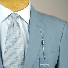 48R SAVILE ROW Solid Grey SUIT SEPARATE  48 Regular Mens Suits - SS43