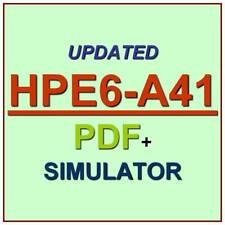 HP Best Practice Material For HP0-J65 Exam Q/&A PDF+SIM