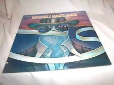 INVISIBLE MAN'S BAND-REALLY WANNA SEE YOU-NEW SEALED VINYL RECORD ALBUM LP
