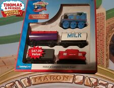 1999 FIRST EDITION ~ 5-CAR TRAIN PACK - HARD AT WORK THOMAS ~ TROUBLESOME TRUCK!