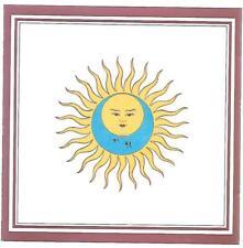 KING CRIMSON - Larks' Tongues in Aspic (CD, EGCD 7) Disc Like New