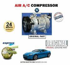 ASTON MARTIN DB9 5.9 V12 2004-2006 NEW ORIGINAL AC AIR CONDITIONING COMPRESSOR