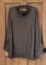 LANE BRYANT DRESSY KNIT TOP SWEATER BLOUSE  SHIRT 18/20 2X 2XL XXL 18 20