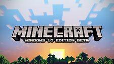 Minecraft - Windows 10 Edition Key Download Version Win 10 Minecraft Code