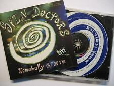 """SPIN DOCTORS """"HOMEBELLY GROOVE - LIVE"""" - CD"""