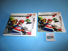 Mario Kart 7 (Nintendo 3DS) XL 2DS Game w/Case & Manual