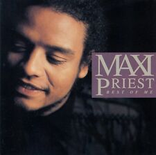Maxi Priest : Best Of Me / CD - Haut-Condition