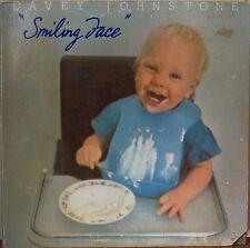 DAVEY JOHNSTONE: Smiling Face-1973LP ELTON JOHN & BAND/JOAN ARMATRADING GATEFOLD