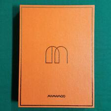 [Pre-Owned/ No Photocard] Mamamoo Melting - CD/ Booklet