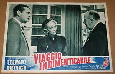 fotobusta film NO HIGHWAY IN THE SKY Marlene Dietrich Jack Hawkins 1951