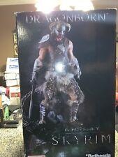 NEW Gaming Heads Skyrim Dragonborn Dragon Priest Statue #628 Of 1000