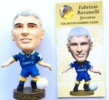 RAVANELLI Juventus Away Corinthian ProStars World Great Loose with Card CG236
