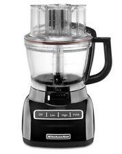 New KitchenAid 13-Cup Wide Mouth Food Processor KFP1355 Big Size Onyx Black