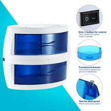 10W 110V UV Sterilizer Towel Cabinet Spa Towel Heater Machine US Plug K5M1
