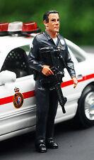 24031, agente di polizia i, 1:24, American Diorama NUOVO, NUOVO 2016 NUOVO, NUOVO
