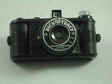 Original Dick Tracy 50mm Camera, 1940's Seymore Productions, Bakelite