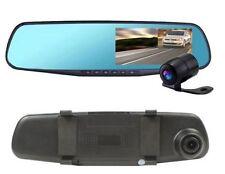 1080p Car Dash Camera Dual Cam Front Rear DVR Lens Recorder HD Video