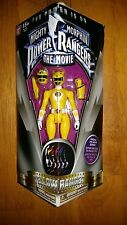 "Mighty Morphin Power Rangers the Movie Yellow Trini LEGACY Movie 5"" Figure"