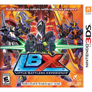 LBX: Little Battlers eXperience - Nintendo 3DS NEW AND SEALED