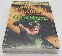 "Golden Age Radio Featuring ""The Green Hornet "" Original Radio- 2 Cassette Tapes"