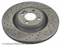 BLUE PRINT BRAKE DISCS FRONT PAIR FOR A MINI MINI COUPE