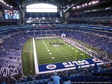 2 Tickets  Indianapolis Colts vs Jacksonville Jaguars November 11, 2018
